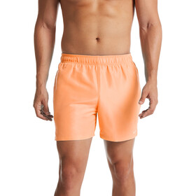 "Nike Swim Solid Lap 5"" Volley Shorts Heren, orange pulse"